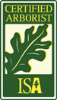 Mr. Tree Inc, being devoted to the trees that supply its trade are a member of the ISA.